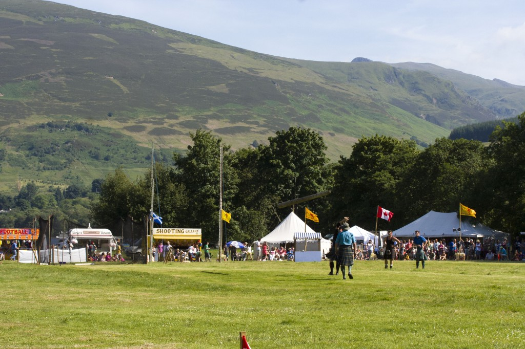 Highland Games Scotland