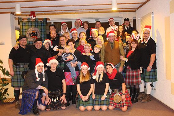 Friends of Clan MacLaren 2012