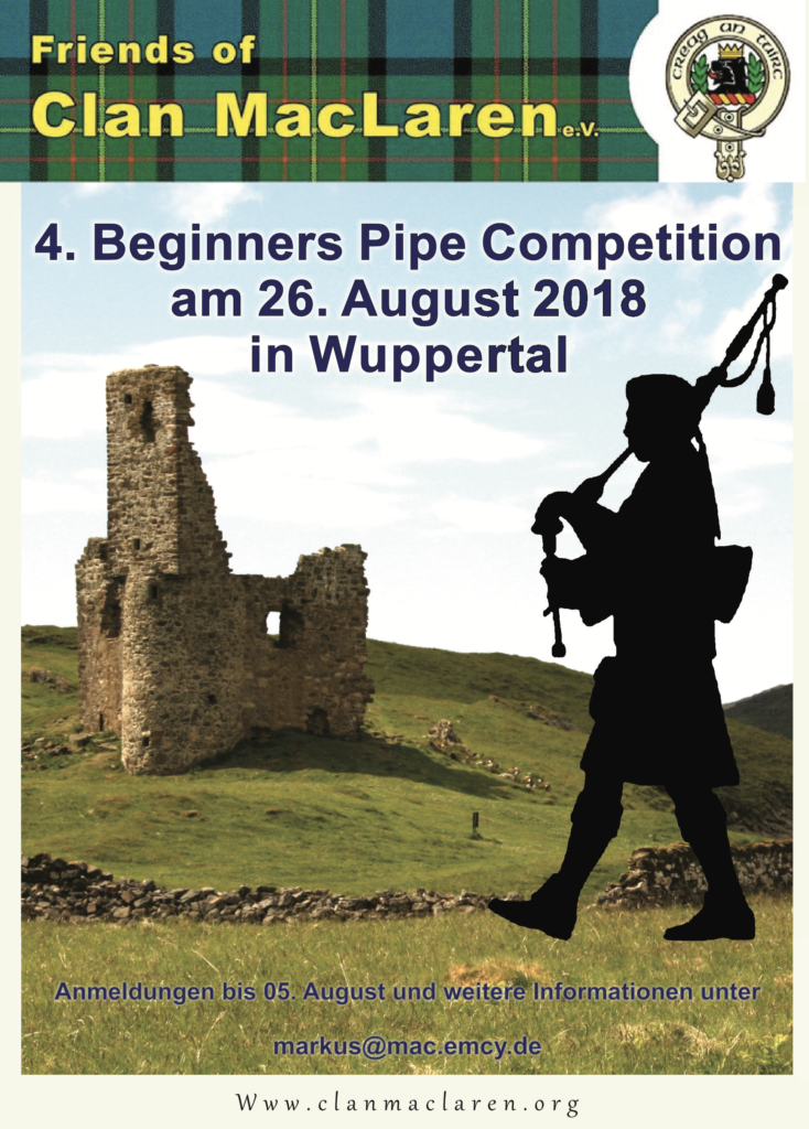 Plakat 4. Pipe Competition 2018