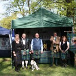 Clan MacLaren - Highland Gathering Peine 2013